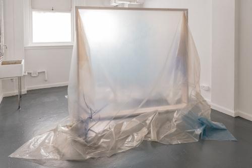 John Robinson, Untitled. Mixed media. 2014. MFA show