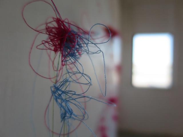 In Between. Siobhan McQuaid. Gallimaufrey at Platform Arts 2016.