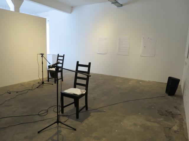 Split. Justine McDonnell. Gallimaufrey at Platform Arts 2016.