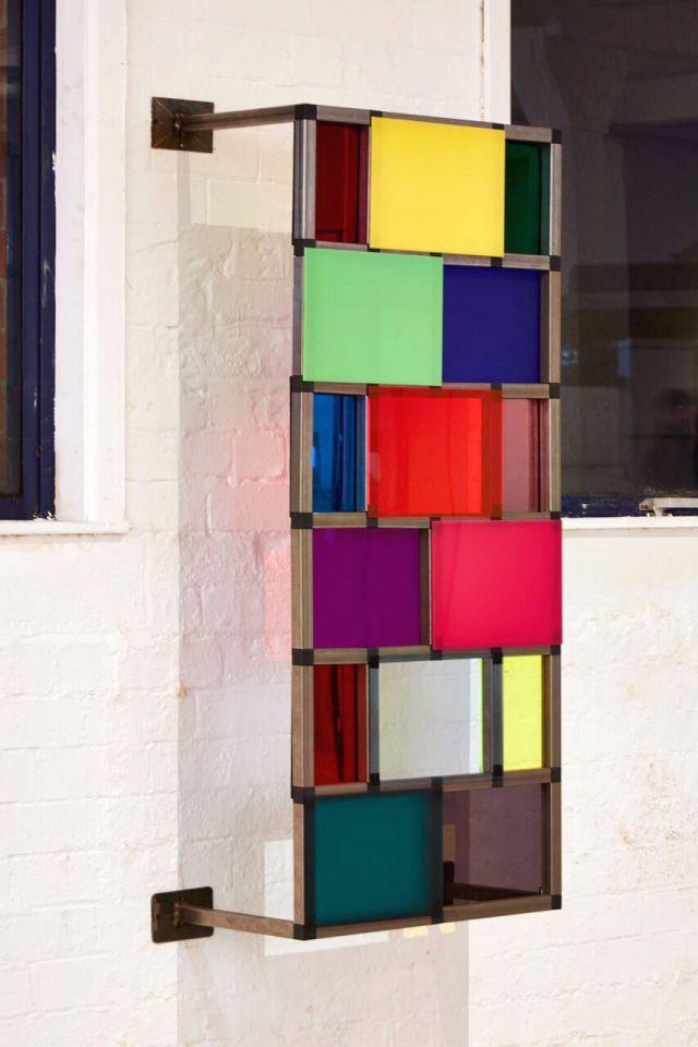 Declan Proctor. Installation View. Transmit. MFA Interim show. Platform Arts. 2017
