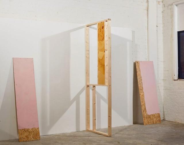 Rosanna Wilson. Installation View. Transmit. MFA Interim show. Platform Arts. 2017