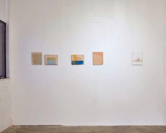 Siobhan McQuade. Installation View. Transmit. MFA Interim show. Platform Arts. 2017